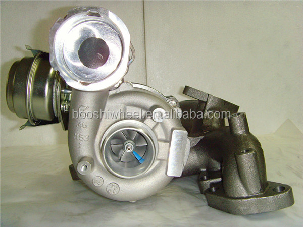 GT1749V turbo charger 724930-5009 03G253019A Turbocharger for AudiA3 2.0 TDI with BKD / AZV Engine