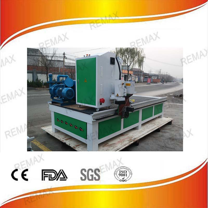 Remax-1530 vacuum table all configuration best service cnc router for wood kitchen cabinet door