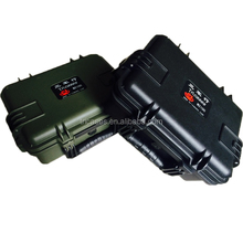Small plastic waterproof anti-shock dry box ammo