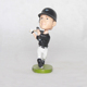 Small Size Resin Handicraft Baseball Bobble Head