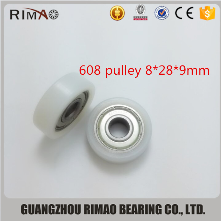 608 pulley