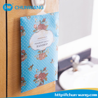 Factory Cheap Customized Best Hanging Air Fresheners Sachet for Home/Toilet