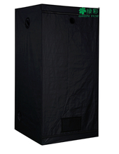 100*100*200 Alibaba Online Shopping Grow Tent with color Black Reflective Fabric and Aluminum Tent