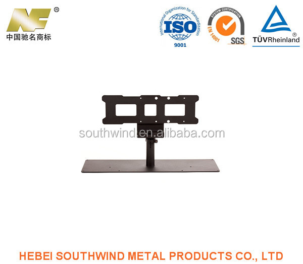 Customized Sheet Metal Welding TV Bracket Hardware Parts Fabrication