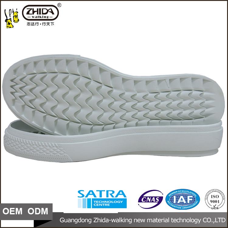 2017 OEM ODM factory direct price Soft rubber casual shoes sole design thick rubber sole for shoe making