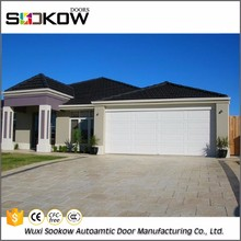 Factory direct sale golf cart garage door design