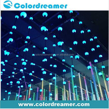 Colordreamer DC5V 3d show dmx ball dj lighting with dmx pixel driver contol