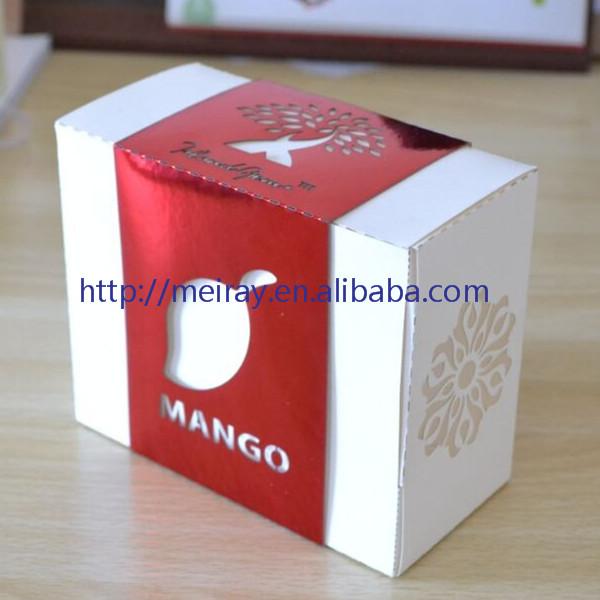 India Wedding Candy Box Accessories Laser Cut Metallic
