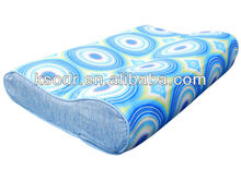 magic pillow with tourmaline fiber emit far infrared and anion