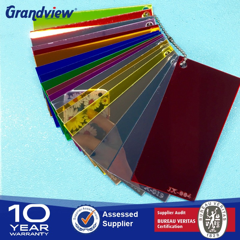 acrylic mirror sheet heat resistant mirror