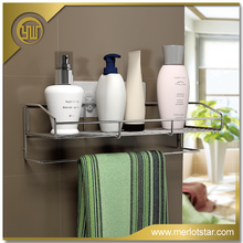Wall mounted stainless steel bathroom accessories,all in one bathroom units,bathroom shelf