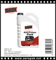 Antifreeze coolant liquid winter use for car care producst