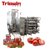 Tomato sauce making machine equipment production line manufacturers