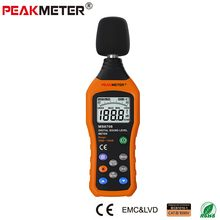High quality digital decibel sound level meter tester noise checking meter with Backlight
