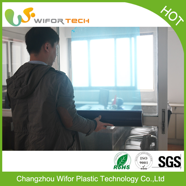 Quality High Surface Protection Blackout Vinyl Window Film