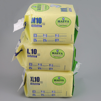 OEM color bag adult diaper