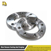 International certification custom forging flange forging carbon steel flanges
