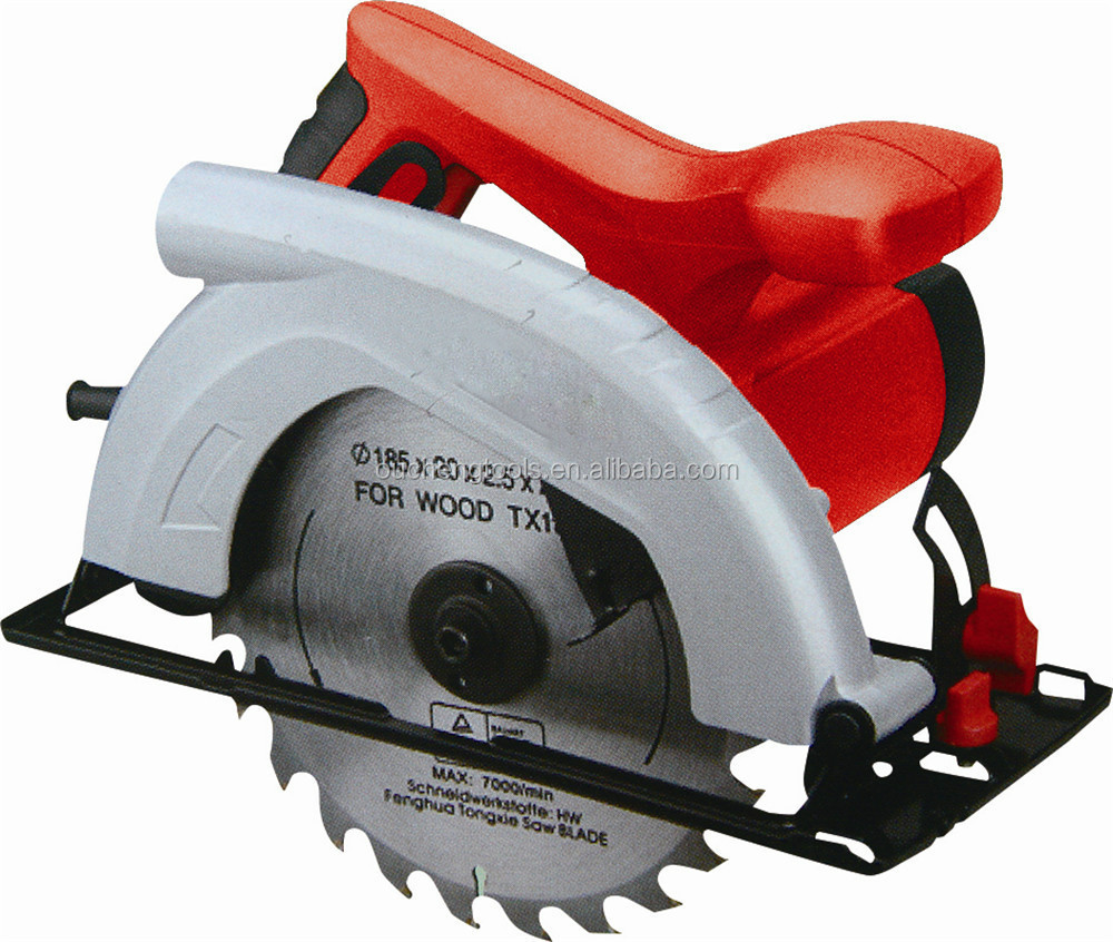 185mm professional electric circular saw high speed/circular saw for wood 230V (M1Y-OC05-185)