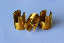 Wholesale 302 stainless steel self tapping threaded insert ...