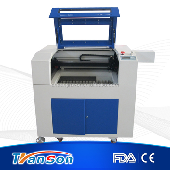 Transon 4060 craftwork laser machine with CE