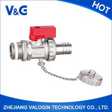 High Quality Excellent Material Long Stem Ball Valve
