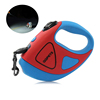 LED Retractable pet leash