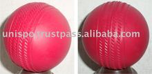 Rubber Cricket ball