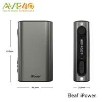 Eleaf iPower Box Mod 80W e Cigarette 5000mAh Batteries 2016