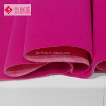 Manufacturer Supplier [free sample]2013 100% non woven flock material