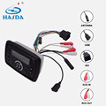 watertight bluetooth car mp3 radio for motorcycle yacht atv utv golf cart sauna spa shower bathroom swimming pool