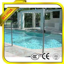 3mm-19mm Tempered glass for bathroom glass wall panel