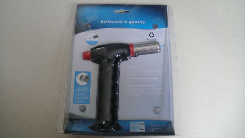 Refillable BBQ/Kitchen /torch usage gas lighter