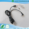 specail design right angle DC male jack to terminal cable dc adapter cable with SR
