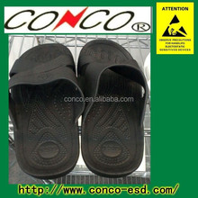 safety shoes esd spu slipper