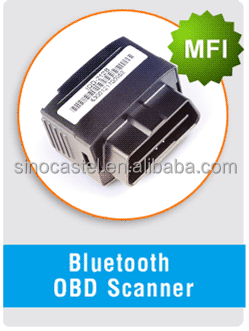 2016 cheapest Bluetooth MFI 4.0 and OBD2 auto scanner