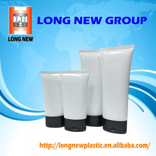 Alibaba China OEM Custom Logo Packaging Clear PVC Plastic Tube