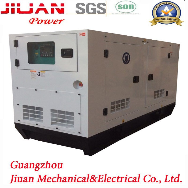 60KVA power electric diesel generator spare parts genset manufacturers