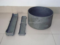 High Quality Sic refractory crucible/Powder