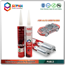 PU813 Sheet metal use sealant mitchell on demand auto repair software