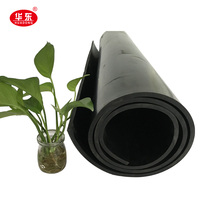 Extrusion Industrial Chemical Resistance Black Epdm 1Mm Rubber Sheet Rolls Industrial Rubber