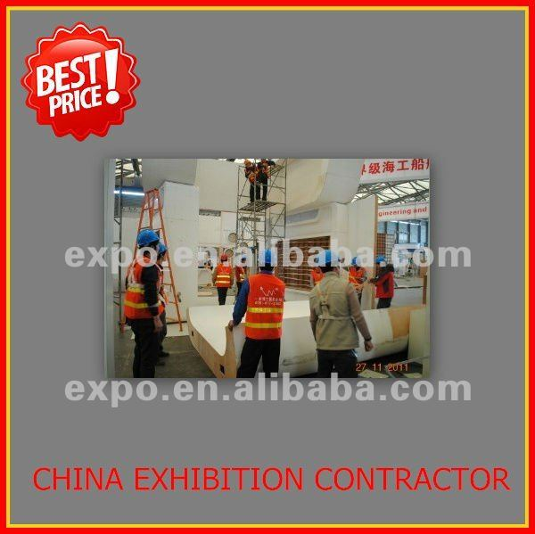 International Exhibition Stand Builder and contractor specialize in Exhibitions Stand Design and Execution in Singapore