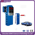 parking management system with automatic payment system with 1 entry and 1 exit