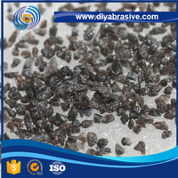 First grade brown fused alumina fine powder/grinding used corundum/ coating used brown DLY Shandong