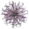 Hand Blown Glass Art Design Light