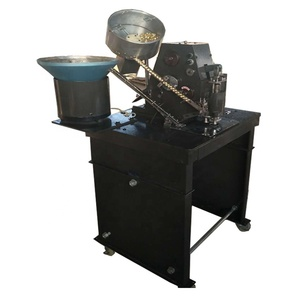 automatic eyelet machine for banner