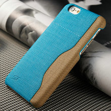 Manufacture Original Back Cover for iPhone 6 / for iPhone 6 iphone 5 Card Slots Case / iCase for iPhone 6 Bag Mobile Case