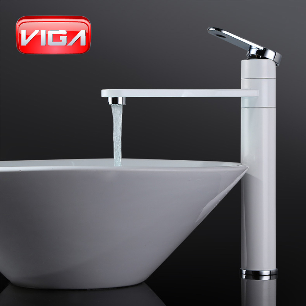 Single lever Brass Lavatory Basin Mixer