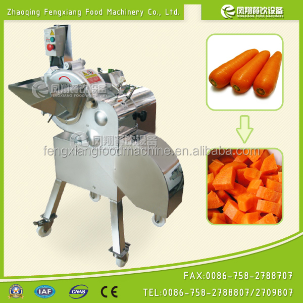 CD-800 Automatic stainless steel vegetable dicing machine