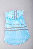 Durable/Fashion/Beautiful Reflective dog rain coat