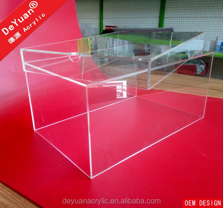 Custom Shoe Box For Sale Storage Container